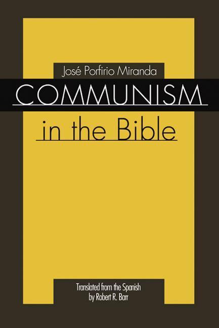 Communism in the Bible als Taschenbuch