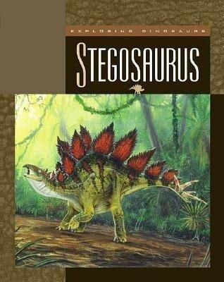 Stegosaurus als Buch