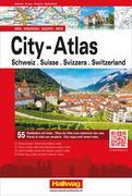 Autoatlas Schweiz City-Atlas