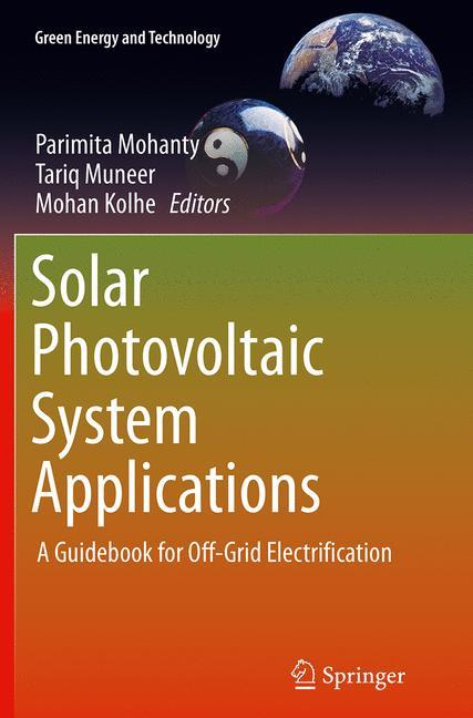 Solar Photovoltaic System Applications als Buch...