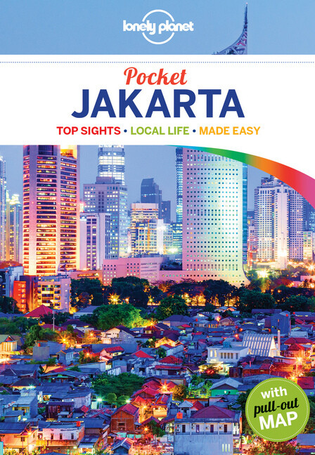 Pocket Jakarta als Buch von Ryan Ver Berkmoes