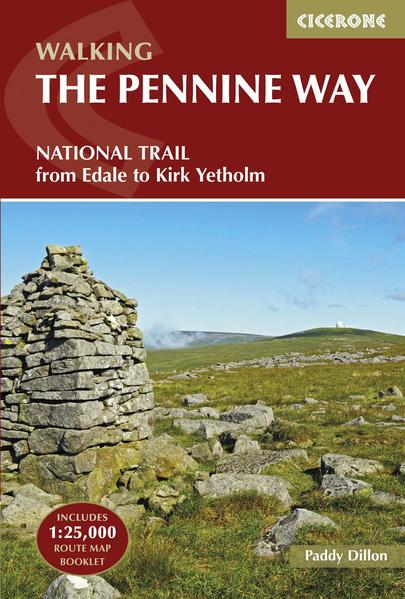 The Pennine Way als Buch von Paddy Dillon