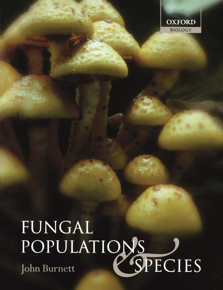 Fungal Populations and Species als Buch (kartoniert)