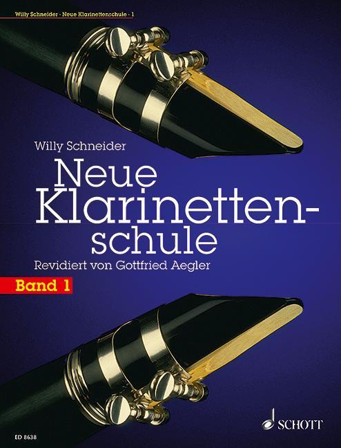 Neue Klarinettenschule 1 als Buch
