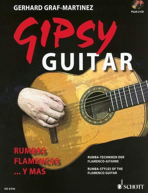 Gipsy Guitar als Buch
