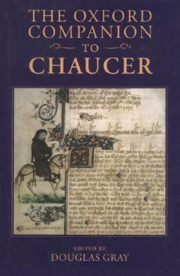 The Oxford Companion to Chaucer als Buch