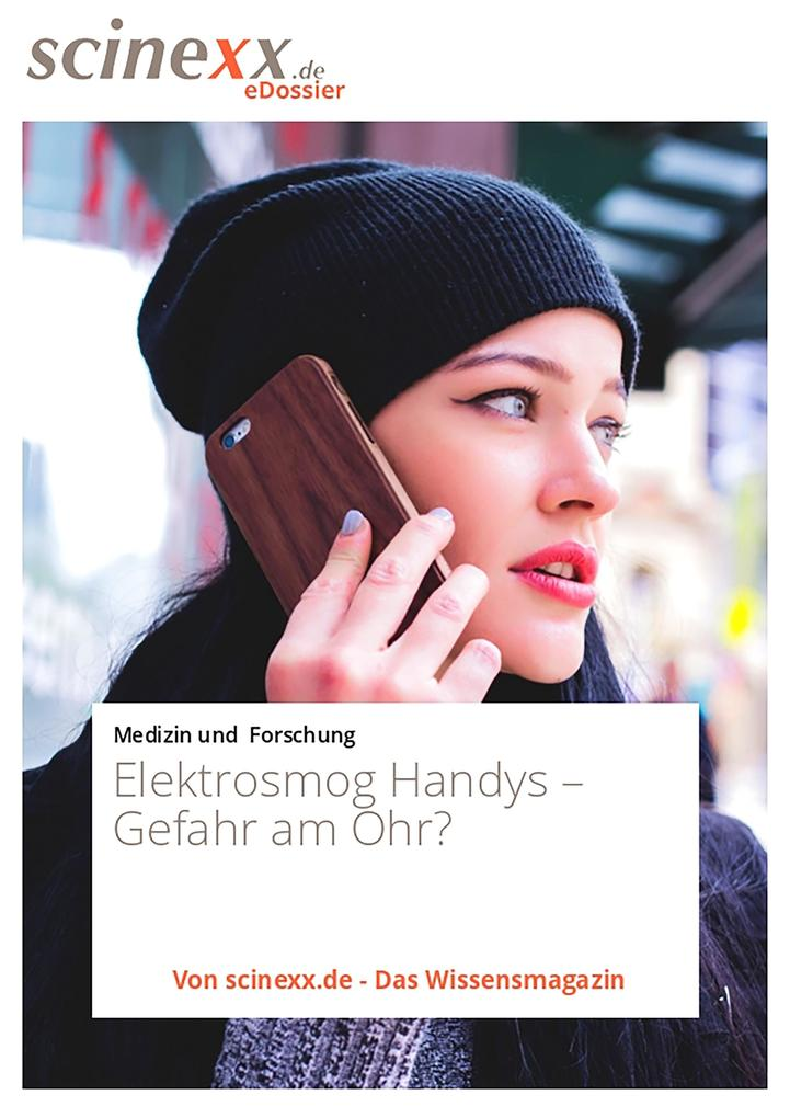 Elektrosmog als eBook Download von Nadja Podbregar