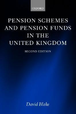 Pension Schemes and Pension Funds in the United Kingdom als Buch