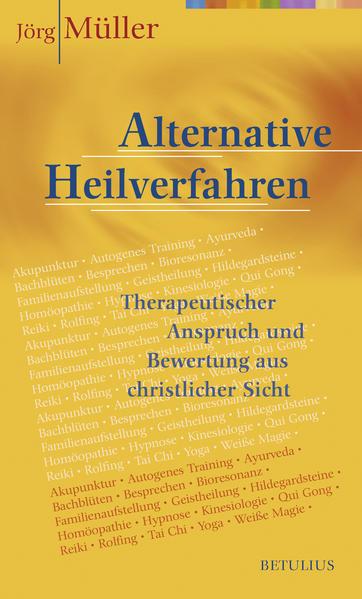 Alternative Heilverfahren als Buch