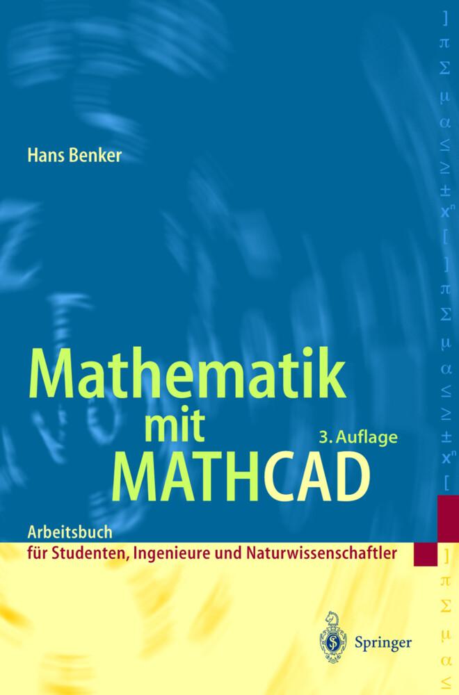 Mathematik mit Mathcad als Buch (kartoniert)