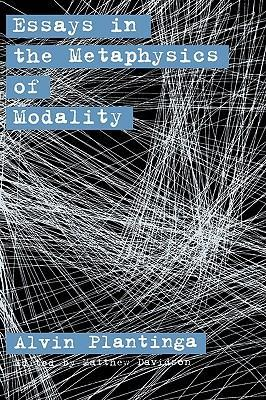 Essays in the Metaphysics of Modality als Buch