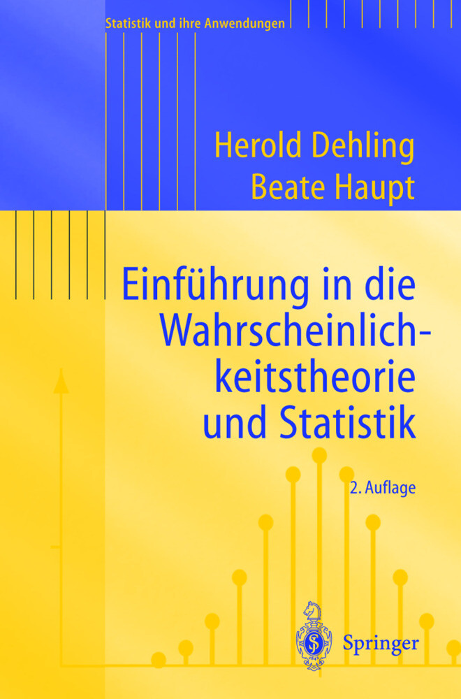 Einführung in die Wahrscheinlichkeitstheorie und Statistik als Buch