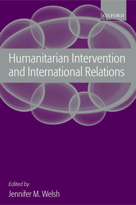 Humanitarian Intervention and International Relations als Buch