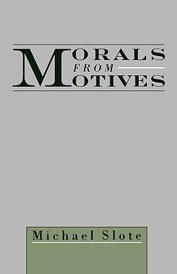 Morals from Motives als Buch