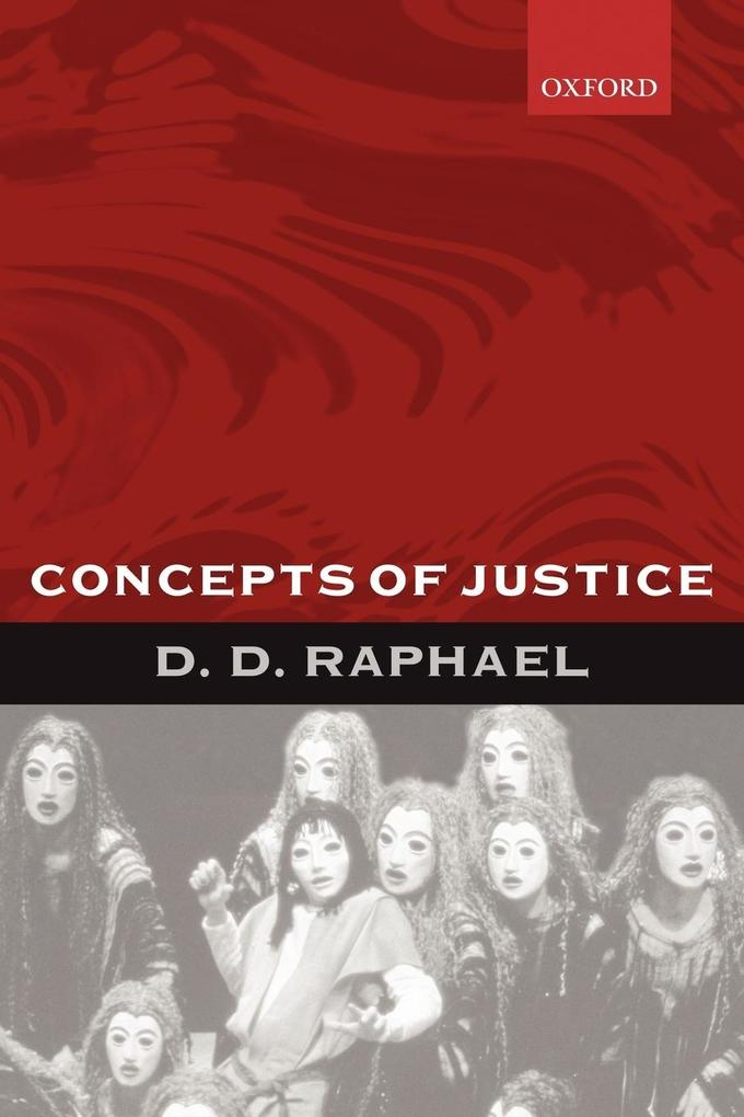 Concepts of Justice als Buch
