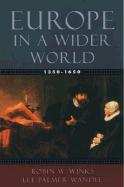 Europe in a Wider World, 1350-1650 als Buch