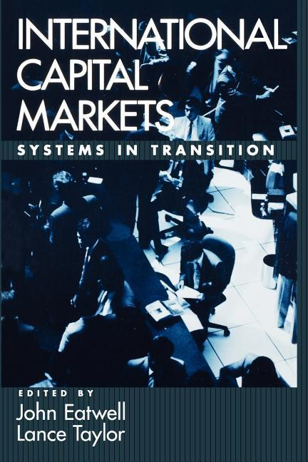 International Capital Markets: Systems in Transition als Buch