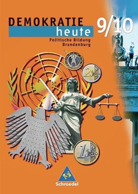 Demokratie heute 9/10 Brandenburg als Buch