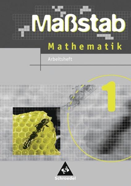Maßstab / Maßstab: Mathematik für Hauptschulen in Baden-Württemberg und dem Saarland - Ausgabe 2004 als Buch