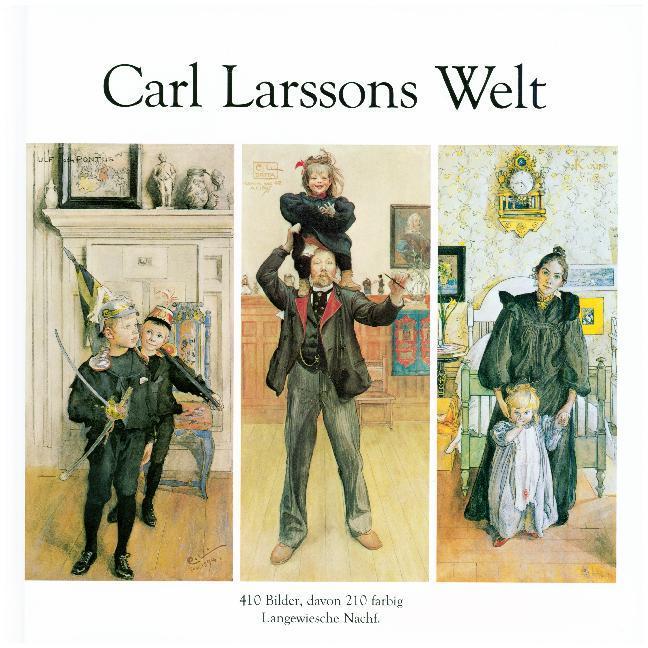 Larssons Welt. Sonderausgabe als Buch