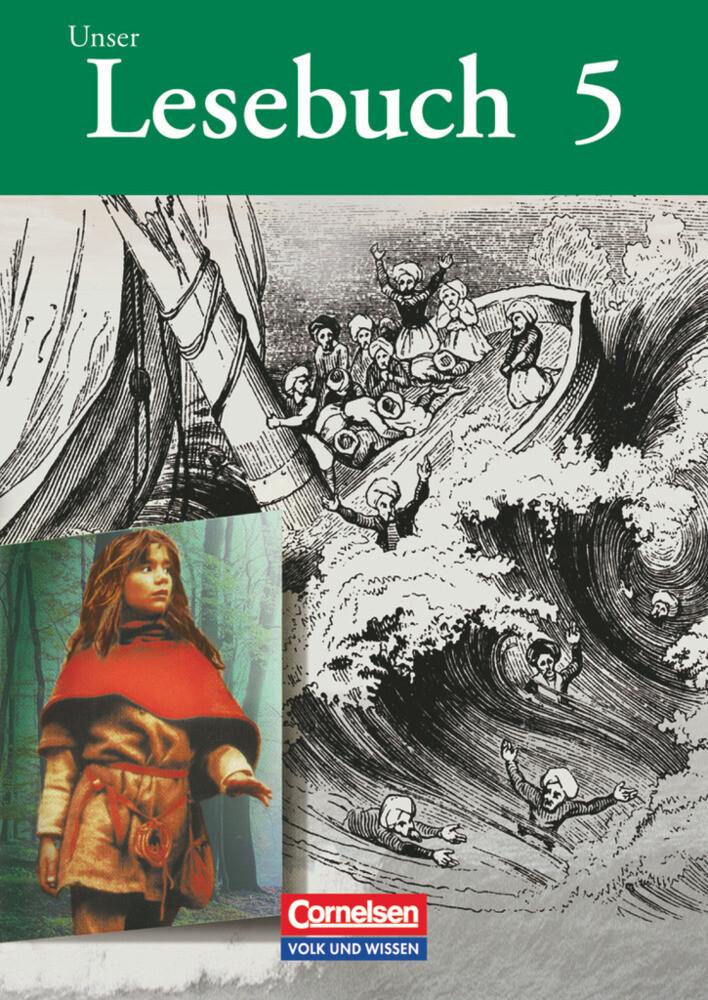 Unser Lesebuch 5. Schülerbuch als Buch