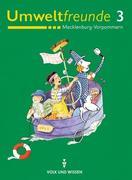 Umweltfreunde 3. Schülerbuch. Mecklenburg-Vorpommern