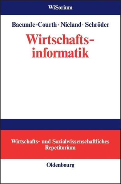 Wirtschaftsinformatik als Buch (kartoniert)
