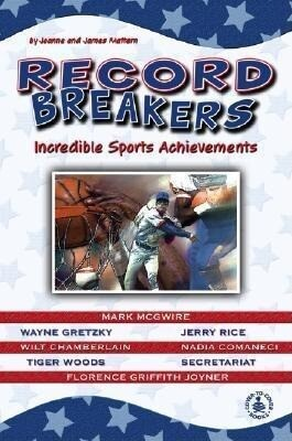 Record Breakers: Incredible Sports Achievements als Buch
