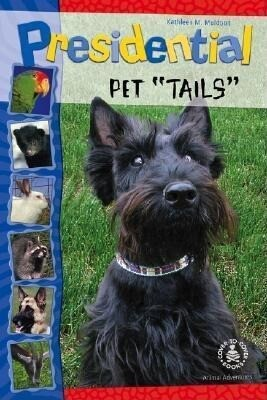 Presidential Pet Tails als Buch