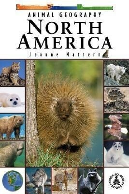 Animal Geography: North America als Buch