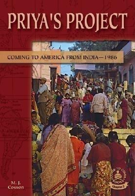 Priya's Project als Buch