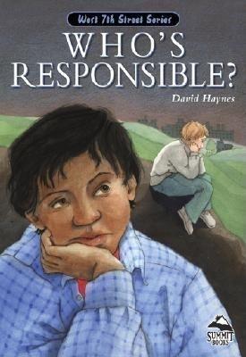 Who's Responsible (Lb) als Buch