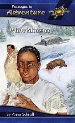 White Monster als Buch