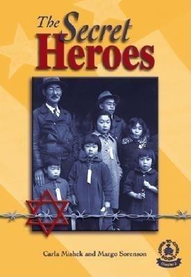 The Secret Heroes als Buch
