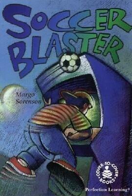 Soccer Blaster als Buch