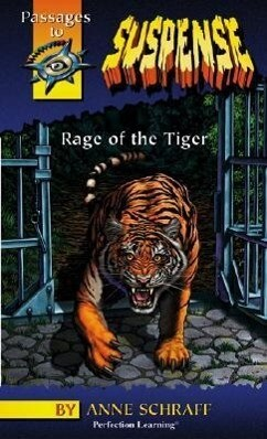 Rage of the Tiger als Buch