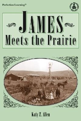 James Meets the Prairie als Buch