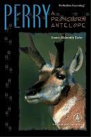 Perry: A Pronghorn Antelope als Buch