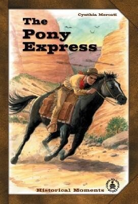 The Pony Express als Buch