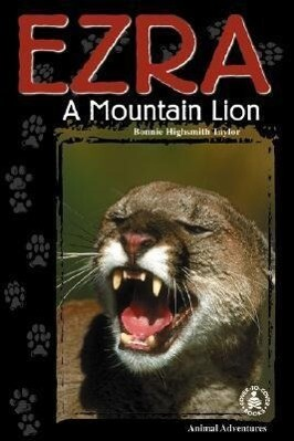 Ezra: A Mountain Lion als Buch