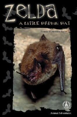 Zelda: A Little Brown Bat als Buch
