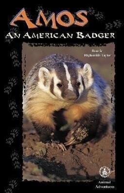 Amos: An American Badger als Buch