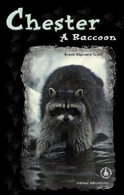 Chester: A Raccoon als Buch