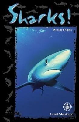 Sharks! als Buch