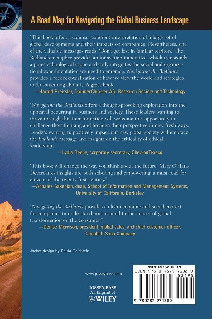 Navigating the Badlands: Thriving in the Decade of Radical Transformation als Taschenbuch