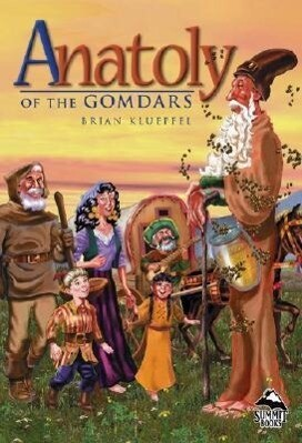 Anatoly of the Gomdars (PB) als Taschenbuch