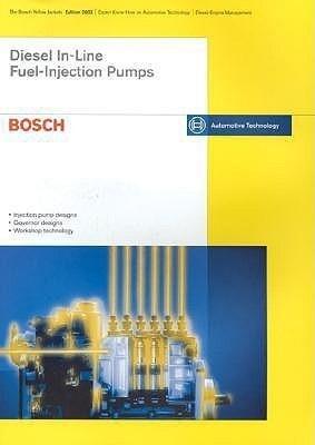 Diesel In-Line Fuel-Injection Pumps: Bosch Technical Instruction als Taschenbuch