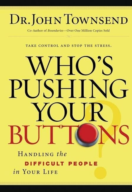 Who's Pushing Your Buttons? als Buch