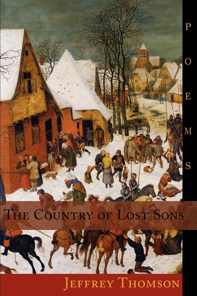 The Country of Lost Sons als Taschenbuch