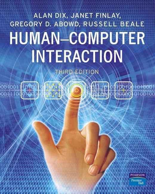 Human Computer Interaction als Buch